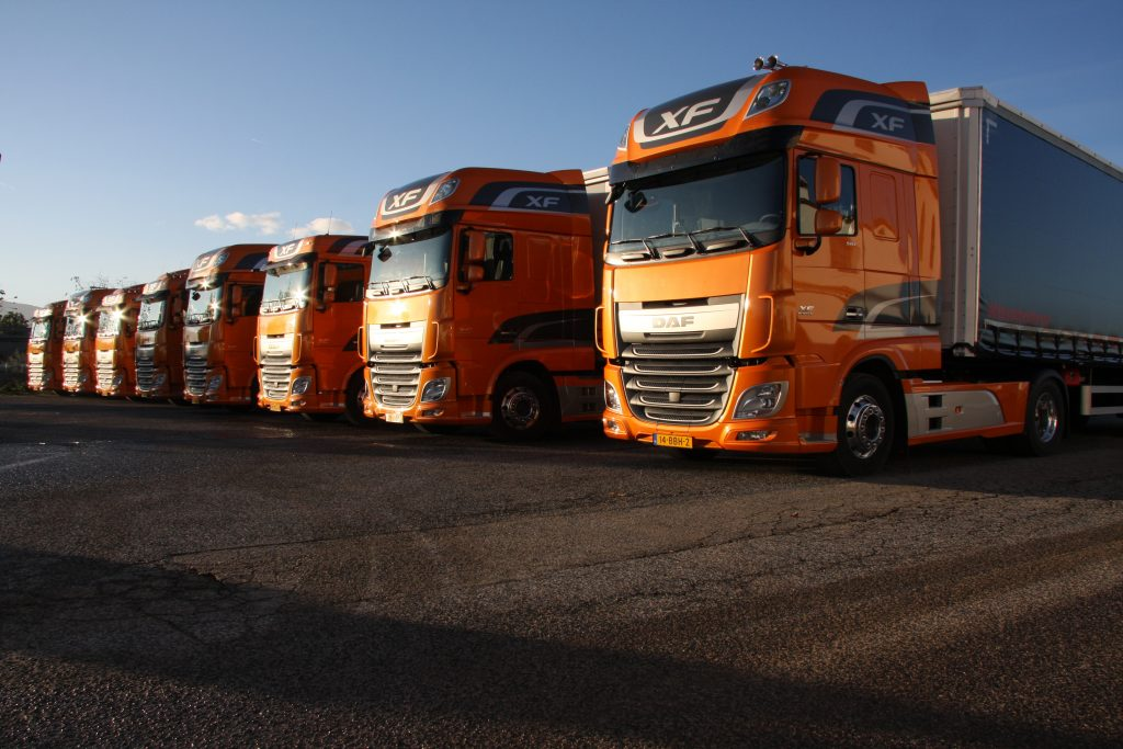 Truckverkopen omhoog