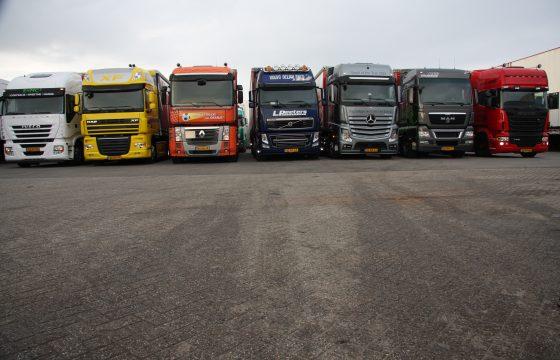 '4 miljard boete truckfabrikanten'