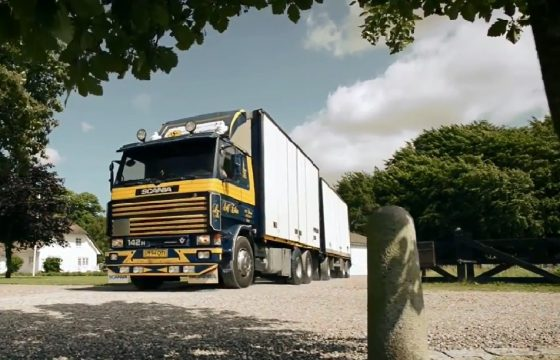 Scania 142 als oude vriend