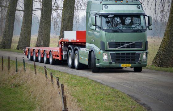 Nieuwe SI-serie voor zwaartransport