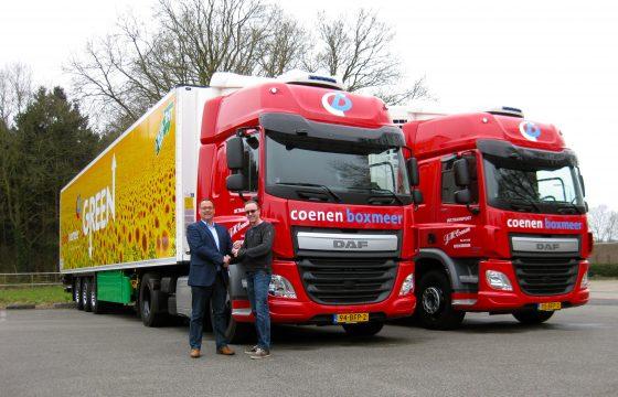 DAF CF Silent voor Coenen