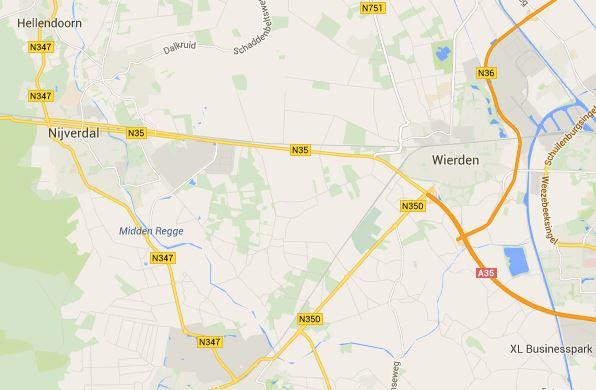 Aanpak N35 Nijverdal-Wierden