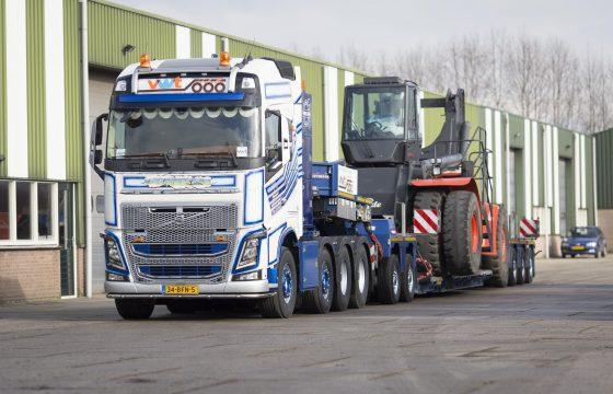 FH16 750 voor Van Wijgerden