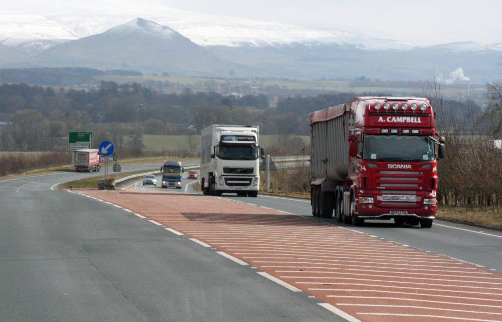 Nieuwe maximum snelheden Engeland