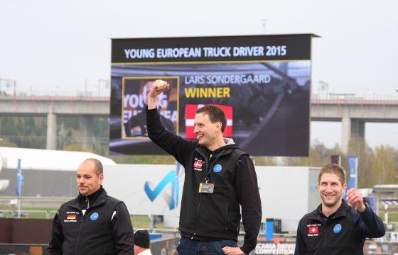 Denemarken wint Scania YETD
