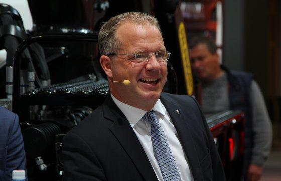 Topman Scania Lundstedt naar Volvo