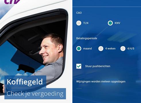 CNV lanceert 'Koffiegeld-app'