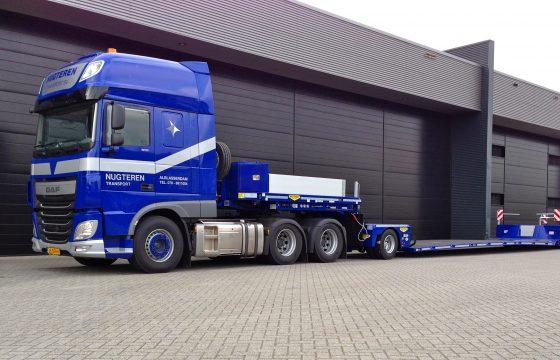 DAF XF voor Nugteren Transport