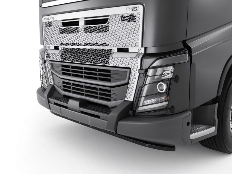Heavy duty bumper voor Volvo FH