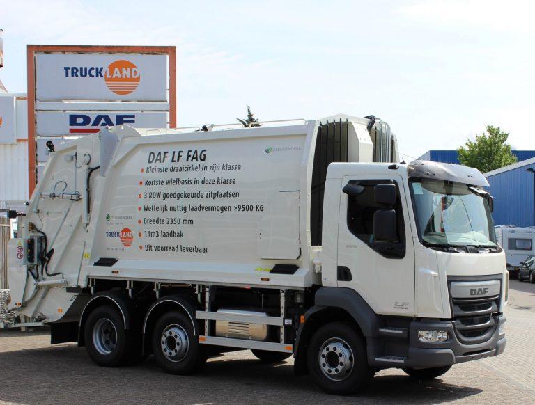 Truckland en Estepe bouwen LF