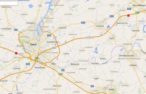 Getuigen gezocht parkingmoord België