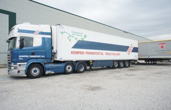 New Cool voor Kempen Transport
