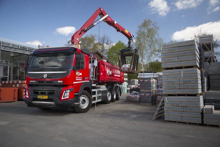 Grondverbeteraar kiest Volvo