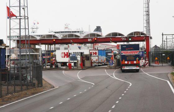 Britten willen Border Force in NL