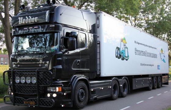 Nieuwe Hoogvliegers-trailer