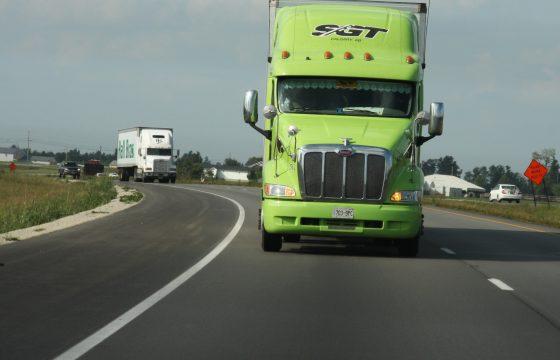 Plan CO2-restrictie trucks Amerika