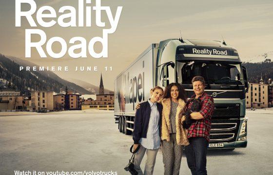Reality Road in 50 landen bekeken