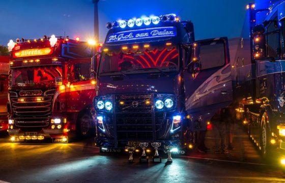 Samenwerking Super Brut en Truckstar
