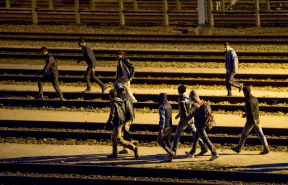 Migranten bestormen opnieuw Kanaaltunnel