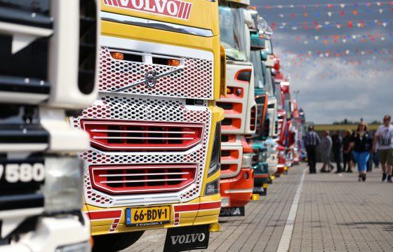 Uitslag categorieën Mooiste Truck