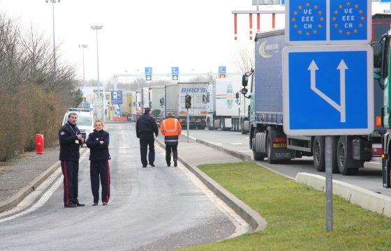 Nieuwe vertraging Eurotunnel