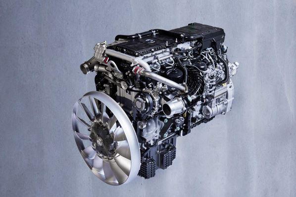 Mercedes vernieuwt OM 471-motor