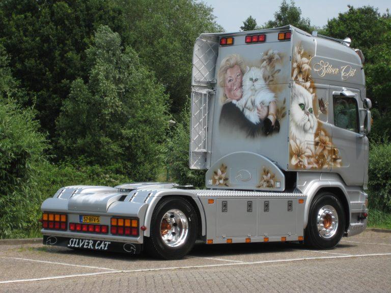Nieuwe Silver Cat voor Leferink