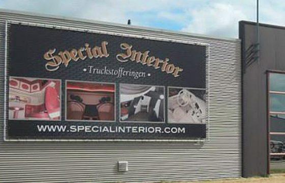 Brand verwoest Special Interior