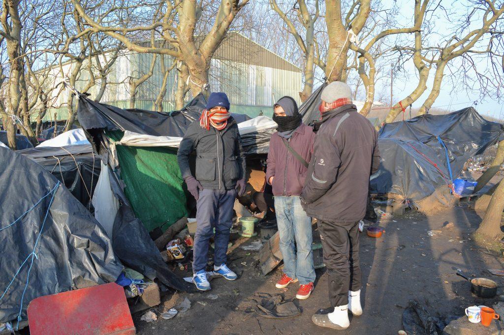 'Rol voor Nederland oplossingen Calais'