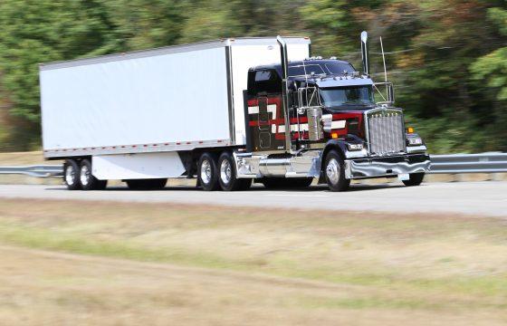 Truckstar rijdt 'm zelf: Kenworth Icon 900
