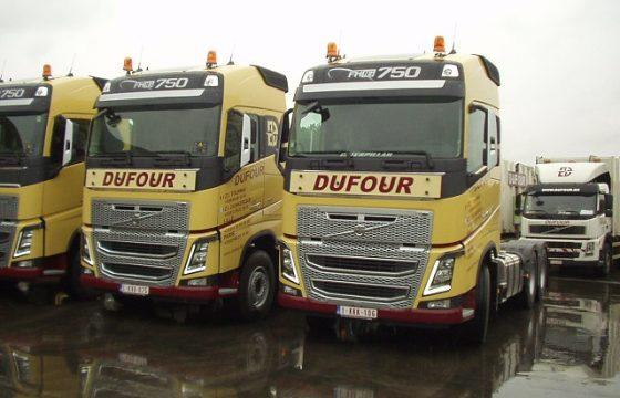 Elf krachtpatsers voor Dufour