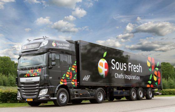 Opvallend span voor Sous Fresh