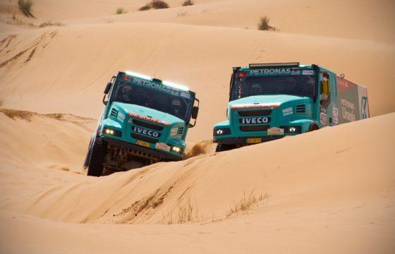 De Rooy twijfelt over deelname Dakar