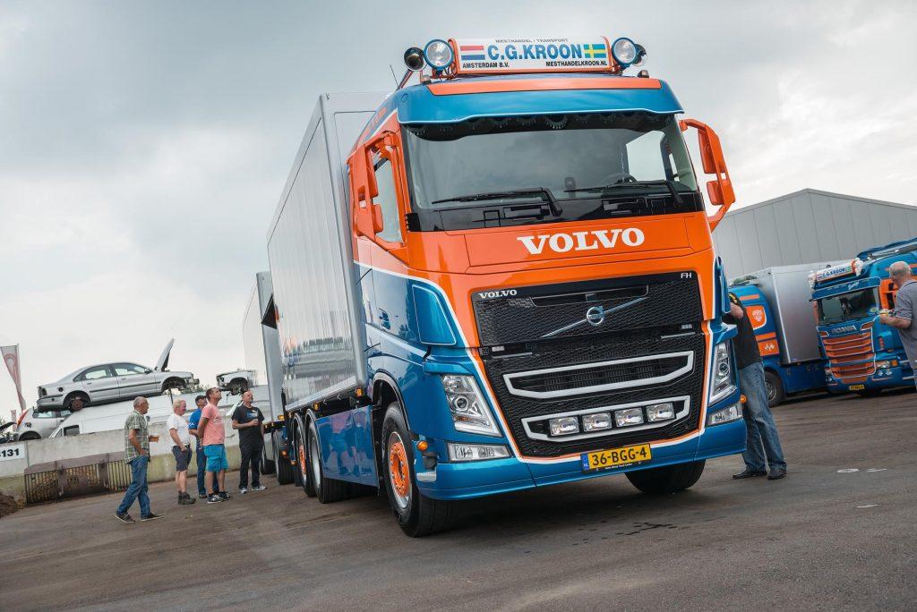 Volvo FH 500 voor C.G. Kroon