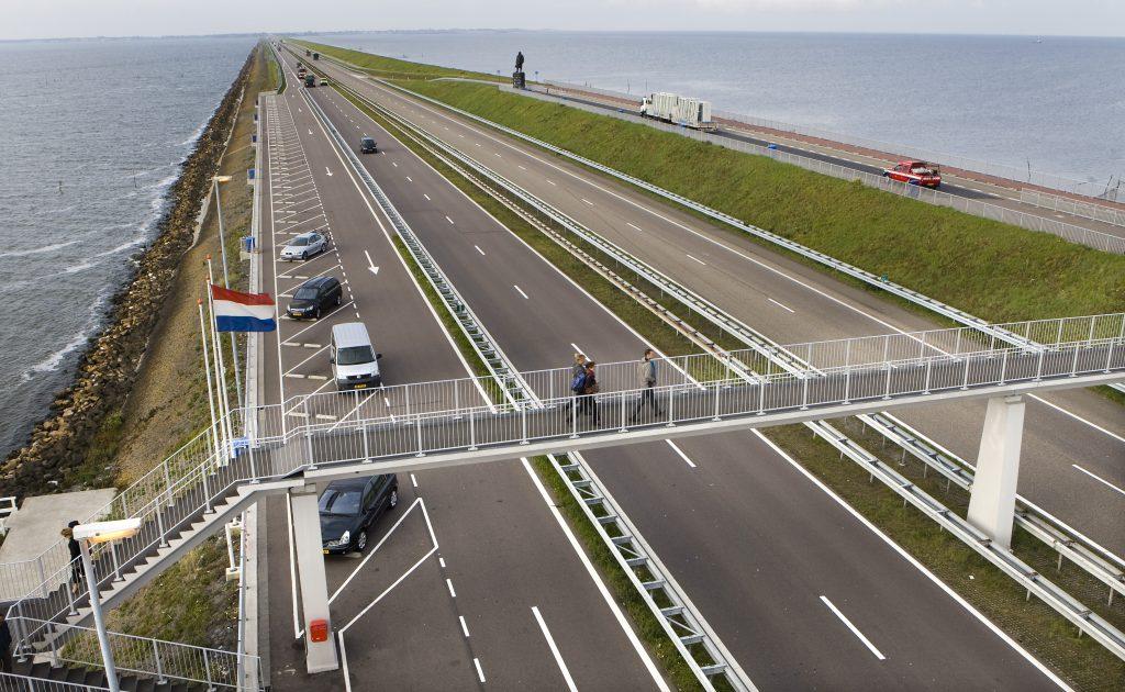 Oorzaak ongeluk Afsluitdijk bekend