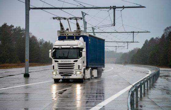 Scania komt met hybride P320 trekker