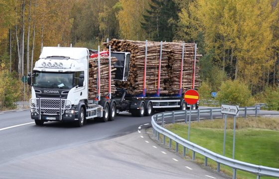 Scania slaat nieuwe CO2-weg in