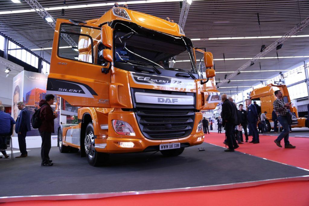 Transport Efficiency bij DAF