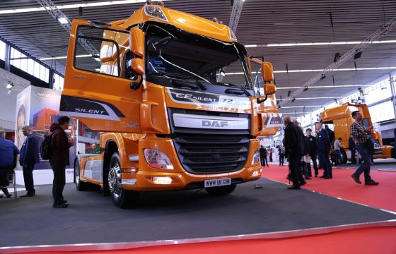 Transport Efficiency bij DAF