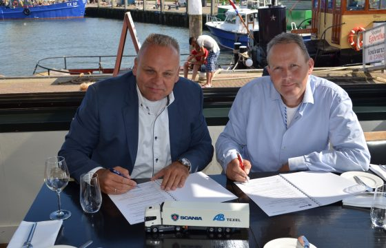 AB Texel bestelt 97 nieuwe Scania's