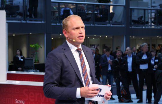 Henrik Henriksson nieuwe CEO Scania