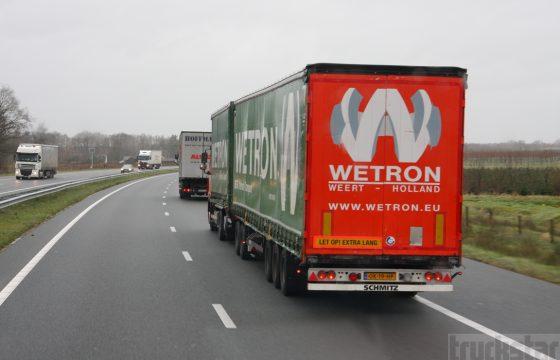 Enorme boete Wetron inzet Roemenen