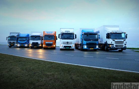 Truck van het Jaar-verkiezing 2016