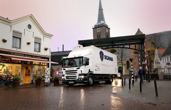 Scania P is Truck van het Jaar 2016