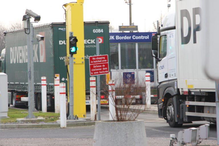 Calais: grote angst bij chauffeurs