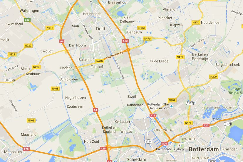 A4 Delfland dit weekend open
