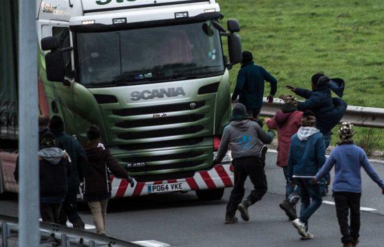Transport betaalt rekening Calais