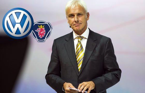 Volkswagen: geen verkoop van merken