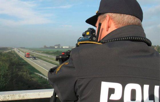 Denen zetten Hongaarse chauffeur uit