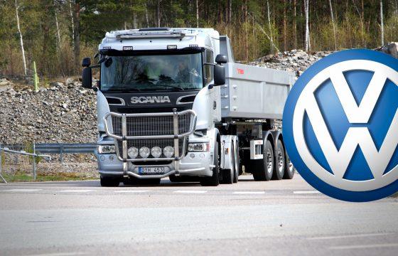 Gaat VW Scania verkopen?